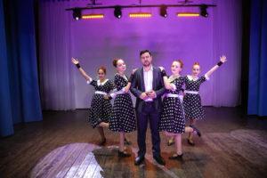 """Студия современного танца """"Талисман""""старшая группа  рук. А.Руднева"""